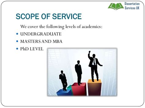 Scope Of Mba After Msc by Dissertation Service Uk