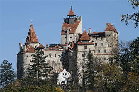 home to dracula s castle in transylvania bran castle count dracula s castle transylvania