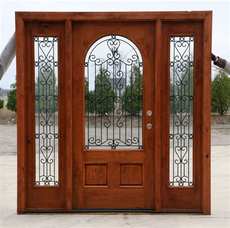 Steel Front Entry Doors With Sidelights Entry Door With Sidelights Exterior Fiberglass Door Fiberglass Front Doors Front Entry Doors