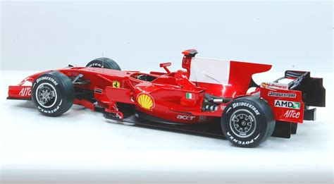 ferrari f1 factory model factory hiro 1 12 car model kit k423 ferrari f2008