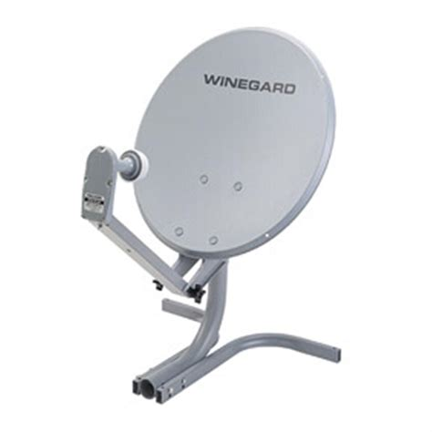 winegard 174 portable satellite dish and mount 189115 rv appliances at sportsman s guide