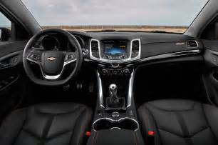 Chevy Ss Interior 2015 chevrolet ss second test review motor trend