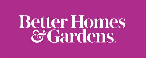 better homes and gardens gardening brand new new logo for better homes gardens by lippincott
