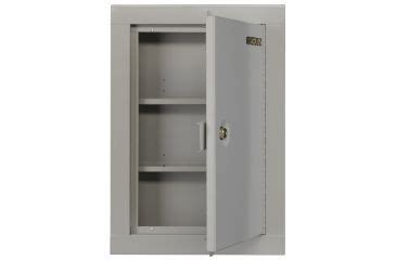 stack on iwc 22 in wall cabinet stack on mid sized in wall steel cabinet iwc 22 ds