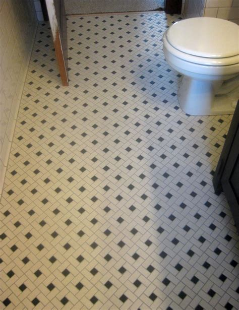 mosaic tile bathroom floor bathroom home improvement restoration