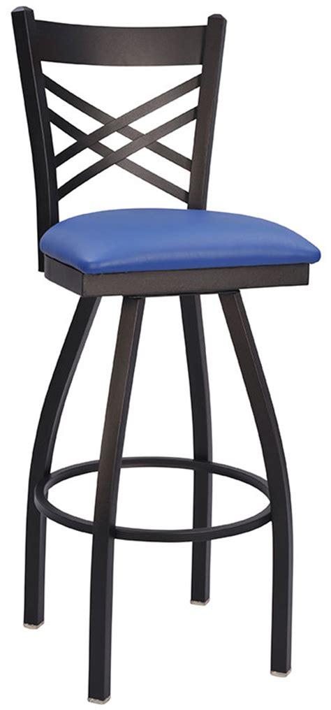 metal stool swivel metal stool metal bar stools cross  metal swivel stool