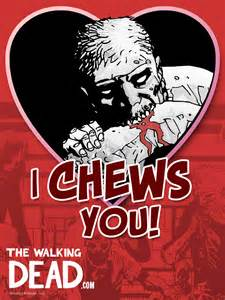 the walking dead valentine s day cards commonground creative