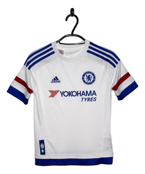 Chelsea Away 2015 by 2015 16 Chelsea Away Shirt Sb The Kitman Football Shirts