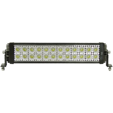 24 Led 12 24 Vdc 5400 Lumen Spot Flood Light Bar Dc 24 Led Light Bar