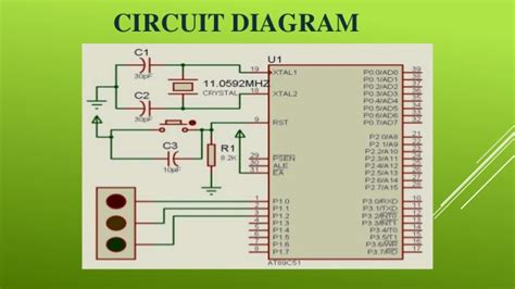 traffic light stop wiring diagram for three block diagram