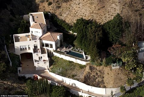 justin timberlake s house justin timberlake house hollywood hills www pixshark com images galleries with a bite