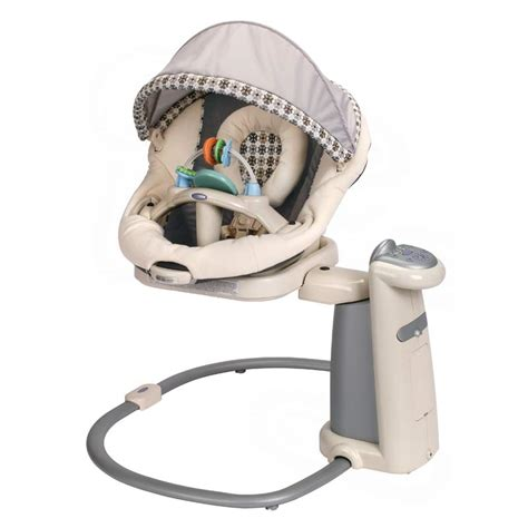 graco swing seat com graco sweetpeace infant soothing center vance