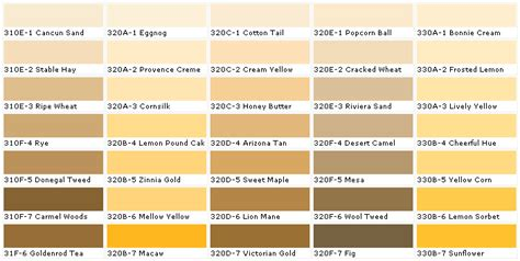 colors 48 palettes materials world behr paint color chips premium brown hairs