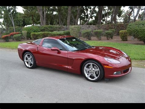 2007 corvette specs 2007 chevrolet corvette c6 coupe pictures information