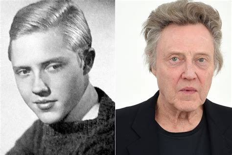 Christopher Walken Picture Before They Were Famous Abc | christopher walken picture before they were famous abc