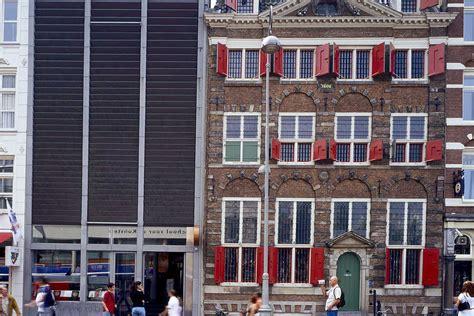rembrandt house museum rembrandt house museum amsterdam zwarts jansma architects