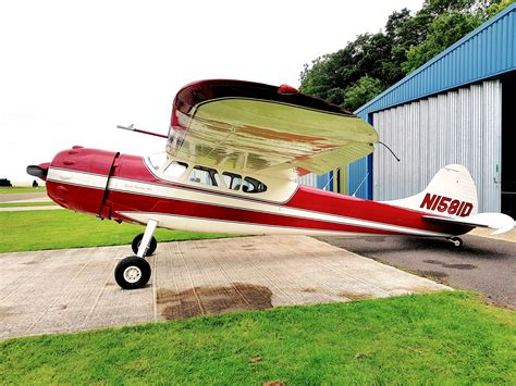 cessna 195 for sale cessna 195 turbo for sale 1952 classic aircraft for sale