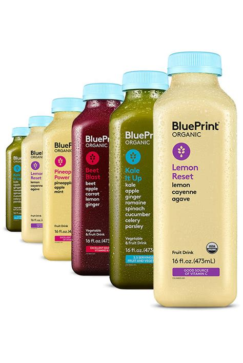 Blueprint Detox Cleanse by Nut Free Cleanse Blueprint Organic