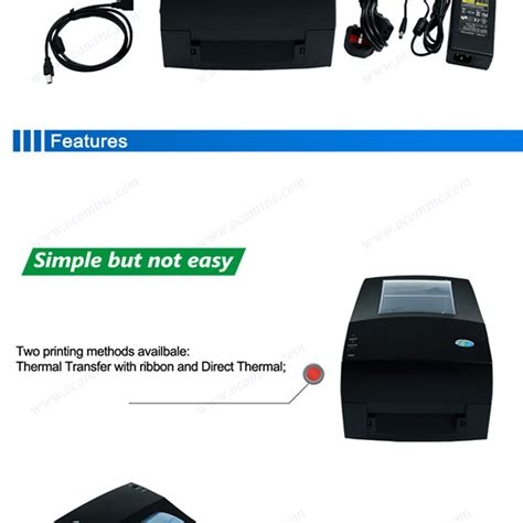 Limited Edition Label Barcode 50 X 20 Mm 2 Line 1 Inch Isi china best supplier 80mm thermal barcode label printer on sale