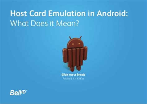 What Android Means by Host Card Emulation In Android What Does It