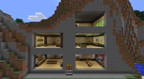 Decoration Maison Minecraft Interieur by Minecraft Deco Interieur