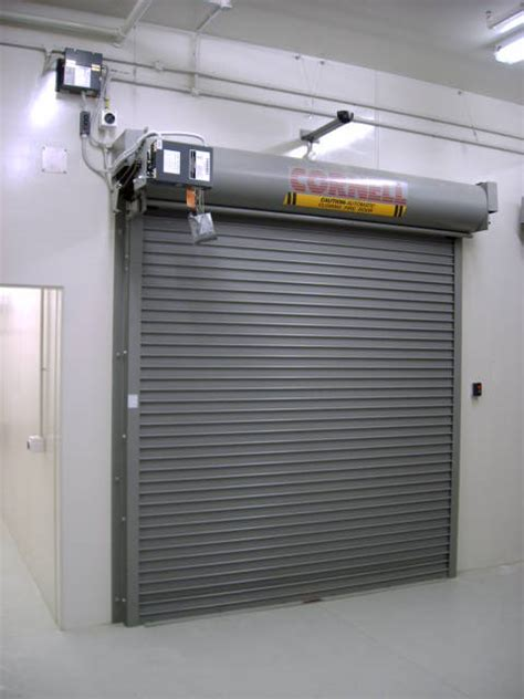 Cornell Overhead Door Rolling Steel Doors Roll Up Doors Hartford Middletown Rocky Hill Ct Lincoln Door Services