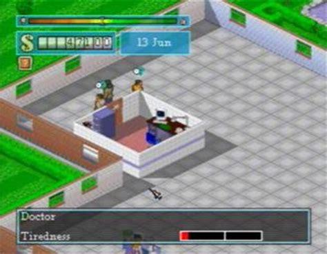theme hospital psp screens theme hospital playstation 5 of 9