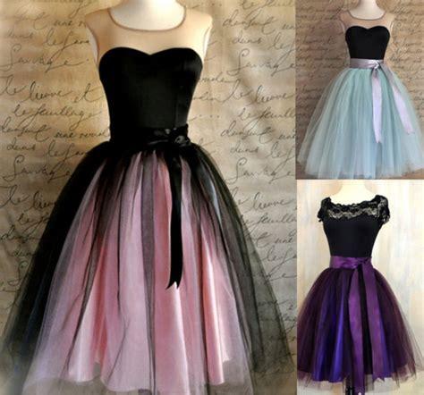 Tutu Style Wedding Dresses by Skirt Tulle Skirt Tulle Skirt Tutu Prom Dress Tutu