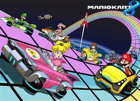 rainbow road coloring page rainbow road mario kart 8 by lyndonpatrick on deviantart