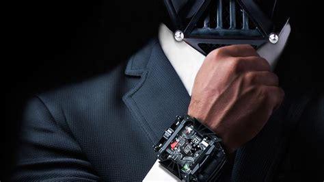 Jam Tangan Darth Vader Wars jam tangan darth vader ini senilai 28 500 dolar popular