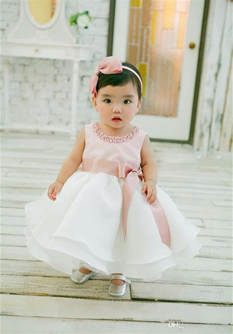 2018 2017 New Baby Dress For Girls Newborn Baby Girl Baby Designs For