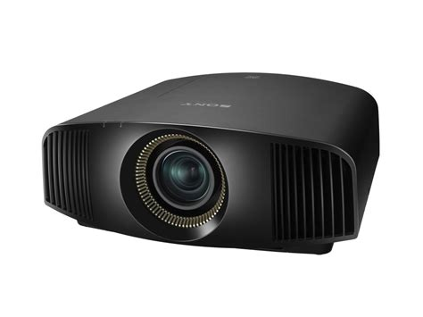 Proyektor Sony Sony Vpl Vw1100es And Vpl Vw600es 4k Front Projectors