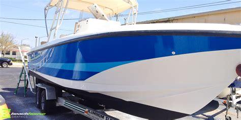 boat wraps jacksonville fl boat graphics quote 386 256 0998