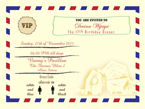 birthday party invitations sle letter cogimbo us