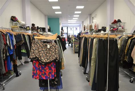 this used clothing store is taking toronto
