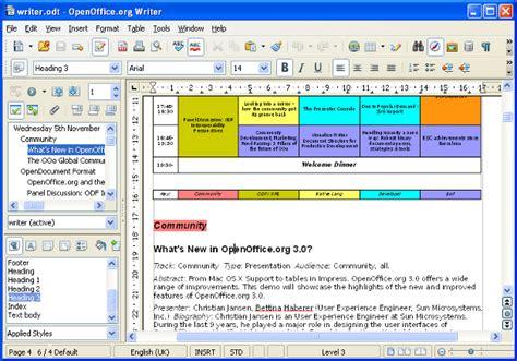 Microsoft Open Office 10 Aplicaciones Gratuitas Y Legales Para Ingenier 237 A