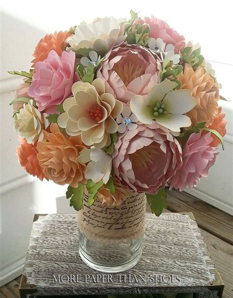 bouquet fiori carta bouquet sposa particolari e senza fiori stupisci i tuoi