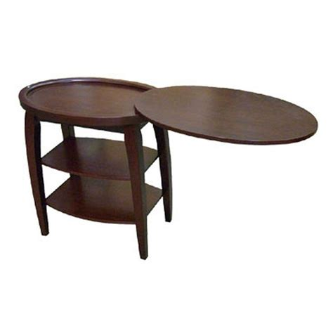 swivel top end table 10 best swivel table images on laptop table