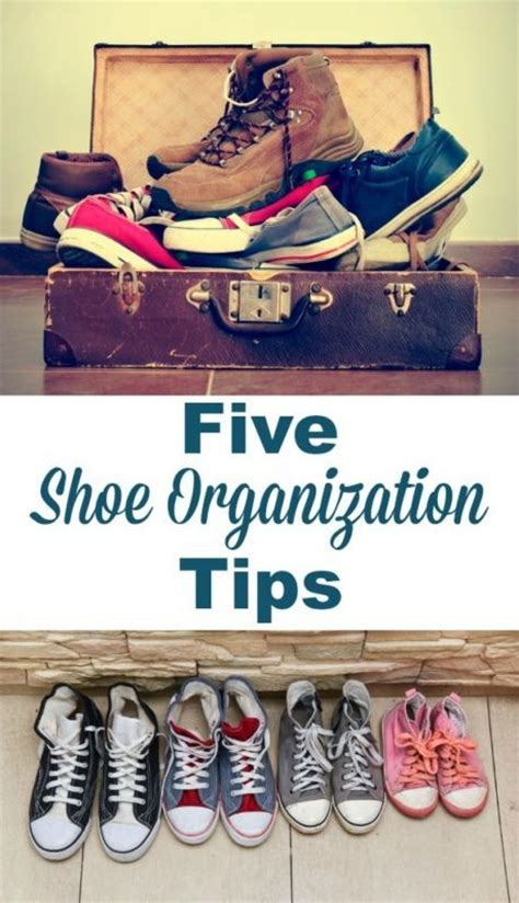 How To Find A Date Without A Shoe by 5 Shoe Organization Tips We The O Jays And Shoes