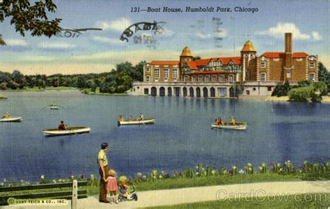 boat house chicago boat house humboldt park chicago il