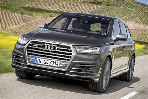 Audi Q7 Daten by Audi Q7 Neu 2018 Preise Technische Daten Alle Infos
