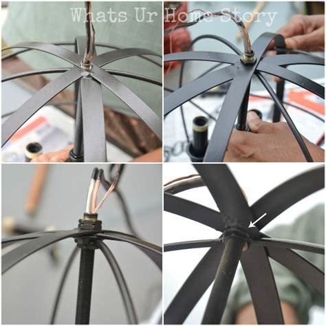 orbe decoracion del hogar diy orb chandelier ideas for the house pinterest