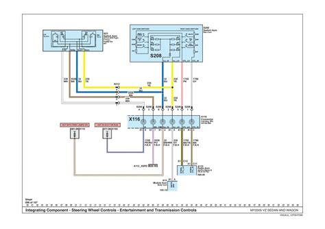 vs commodore ute stereo wiring diagram vs wiring