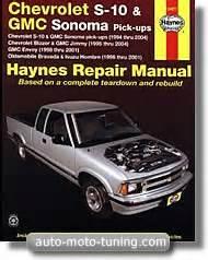 free car repair manuals 1994 gmc 3500 user handbook revue technique chevrolet