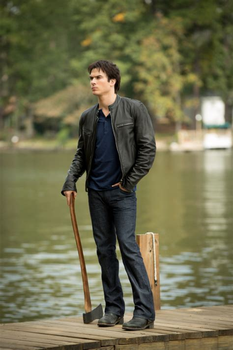 Damon Salvatore Wardrobe photo de ian somerhalder photo ian somerhalder allocin 233