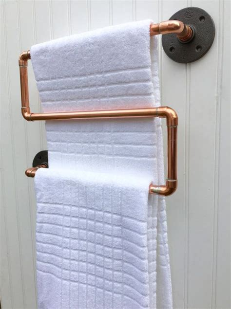 Modern Copper Bathroom Accessories The 25 Best Ideas About Towel Bars On Bar