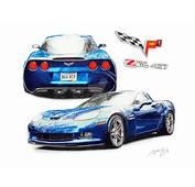 Realistic Car Drawings  LS1TECH Camaro And Firebird