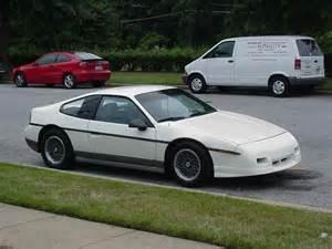 89 Pontiac Fiero 88 Fiero W 296miles Pelican Parts Technical Bbs