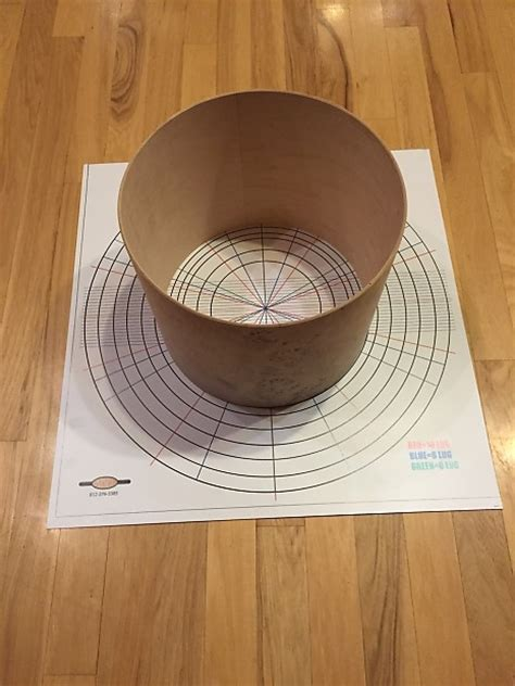 building layout template drum building lug layout template reverb