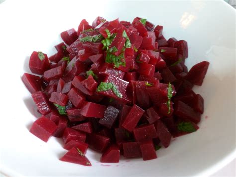 Roasted Root Vegetable - beet salad the kosher blogger
